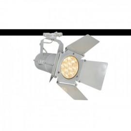Светильник спот ArteLamp A6312PL-1WH TRACK LIGHTS (хай-тек, белый)