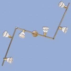 Светильник спот Citilux CL507563 Афина (модерн, бронза)