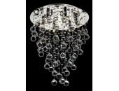 Люстра потолочная Maytoni DIA207-45-N (модерн, хром)