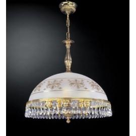 Люстра Reccagni Angelo L 6100/48 (классический, золото)