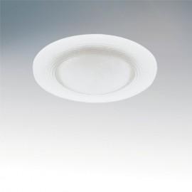 Влагозащищенный встраиваемый светильник Lightstar 006881 Difesa Piano op (модерн, белый)