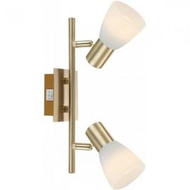 Светильник спот Globo 54538-2 RAIDER I (модерн, хром)