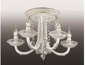 Люстра потолочная Odeon Light 2698/5C (классический, белый)