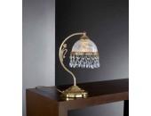 Настольная лампа Reccagni Angelo P 6300 P (классический, золото)
