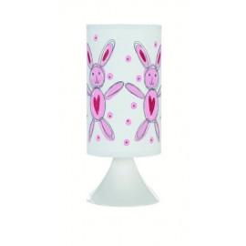 Настольная лампа MarkSlojd 102403 VAGGERYD (детский, розовый)