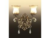 Бра Odeon Light 2802/2W (классический, золото)