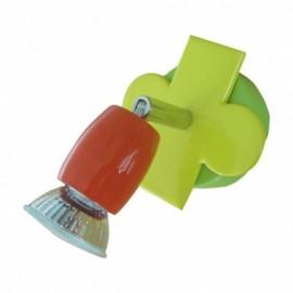 Светильник спот MW-Light 520020101 Китти (детский, зеленый)
