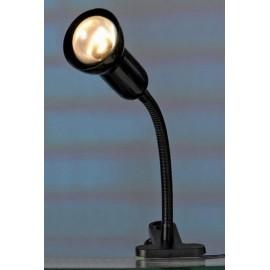 Настольная лампа прищепка Lussole LST-4514-01 (модерн, черный)