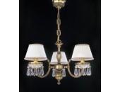 Люстра Reccagni Angelo L 4761/3 (классический, золото)