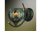 Бра Odeon Light 2106/1W Mosaic (тиффани, коричневый)