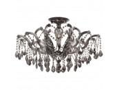 Люстра потолочная Chiaro 383011006 (классический, никель)