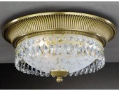 Светильник Reccagni Angelo PL 6200/3 (классический, бронза)