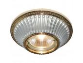 Точечный встраиваемый светильник ArteLamp A5298PL-1WG ARENA (модерн, белый)