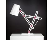 Настольная лампа Mantra MN 3613 Looker (хай-тек, белый)