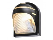 Уличный настенный светильник ArteLamp A2802AL-1BK URBAN (модерн, черный)