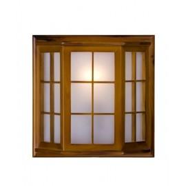 Бра Svetresurs/Светресурс 502-701-01 (японский стиль, дерево)
