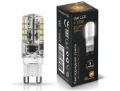Светодиодная лампа Gauss LED SS107709103 G9 3W 2700K
