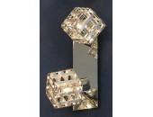 Светильник спот Lussole Lombardia LSN-0801-02 (хром)