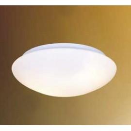 Светильник влагозащищенный Svetresurs/Светресурс 340-002-02 (модерн, белый)