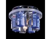 Точечный встраиваемый светильник Novotech 369355 Caramel 3 (модерн, хром)