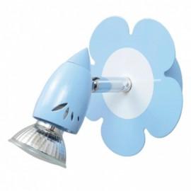 Светильник спот MW-Light 520020901 Китти (детский, голубой)