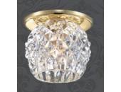 Точечный встраиваемый светильник Novotech 369804 Nord (модерн, золото)