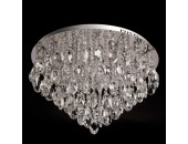 Люстра потолочная Chiaro 464011318 Бриз (классический, хром)