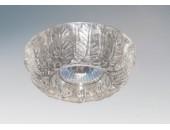 Точечный встраиваемый светильник Lightstar 006331 Petali cr (модерн, прозрачный)