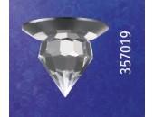 Точечный встраиваемый светильник Novotech 357019 Star sky (модерн, хром)