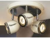 Светильник спот Lussole Tivoli LSN-3117-03 (белый)