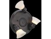 Светильник спот Eglo 89061 Alamo (хай-тек, шоколад)