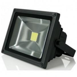 Прожектор светодиодный Gauss LED FL613100330 (модерн, черный)