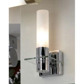 Светильник влагозащищенный Lussole LSL-5901-01 Liguria (модерн, хром)