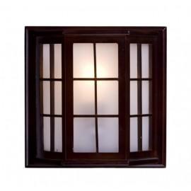 Бра Svetresurs/Светресурс 502-721-01 (японский стиль, дерево)