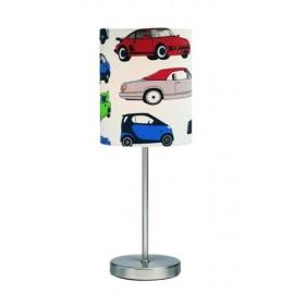 Настольная лампа MarkSlojd 162741-664120 BENNY (детский, белый)