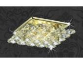 Точечный встраиваемый светильник Novotech 369505 Moyen (модерн, золото)