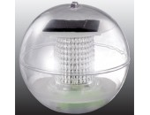 Садовый светильник Novotech 357215 (модерн, прозрачный)