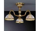 Люстра Reccagni Angelo PL 6322/3 (классический, бронза)