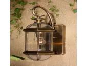 Светильник уличный настенный Chiaro 802020401 Мидос (модерн, латунь)