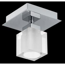 Точечный накладной светильник Eglo 90117 Bantry (хай-тек, хром)
