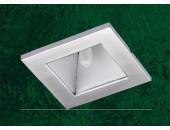 Точечный встраиваемый светильник Novotech 369168 Quadro 2 (модерн, металлический)