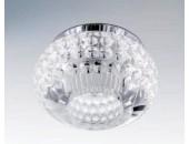 Точечный встраиваемый светильник Lightstar 004150 Bolla Sphe cr (модерн, хром)