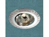 Точечный встраиваемый светильник Novotech 369617 Coil (модерн, хром)