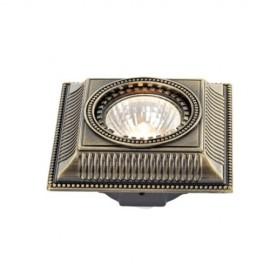 Встраиваемый светильник L`Arte Luce L10451.86 Avallon (классический, бронза)