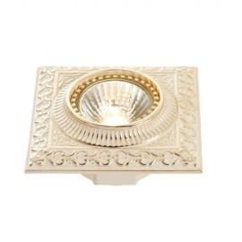 Встраиваемый светильник L`Arte Luce L11551.49 Mezel (классический, золото)