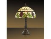 Настольная лампа Odeon Light 2267/1T Traube (тиффани, бежевый)