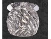 Точечный встраиваемый светильник Novotech 369390 Vetro (модерн, хром)