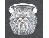 Точечный встраиваемый светильник Novotech 369803 Nord (модерн, хром)