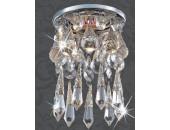 Точечный встраиваемый светильник Novotech 369795 Ritz (модерн, хром)