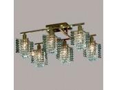 Люстра потолочная Citilux CL323261 Лекс (модерн, золото)
